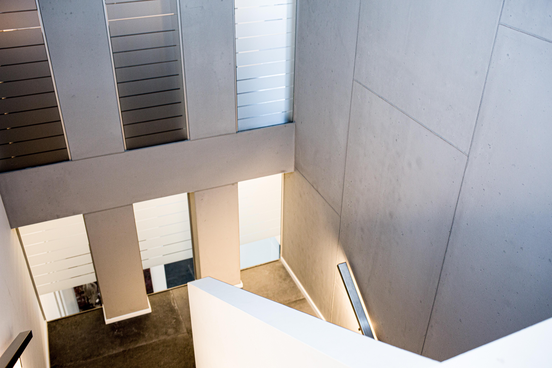 Wand Eins Berlin _Standard Beton Treppe 2